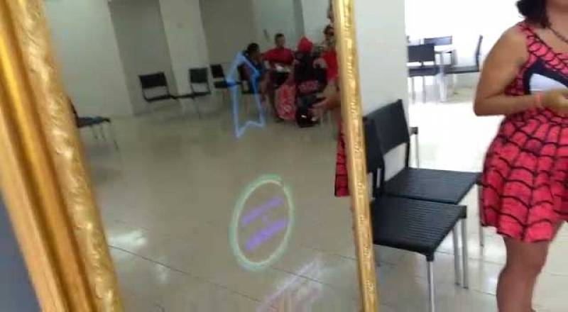 Alugar Totem Espelho Mágico para Casamento Bixiga - Totem Espelho Mágico para Eventos Sociais