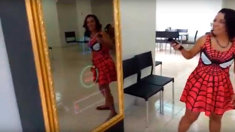 Aluguel de Espelho Mágico Cabine Barueri - Aluguel de Espelho Mágico para Eventos Sociais
