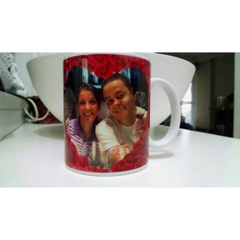 Caneca Personalizada Brinde Preço Santana - Caneca Personalizada Porcelana
