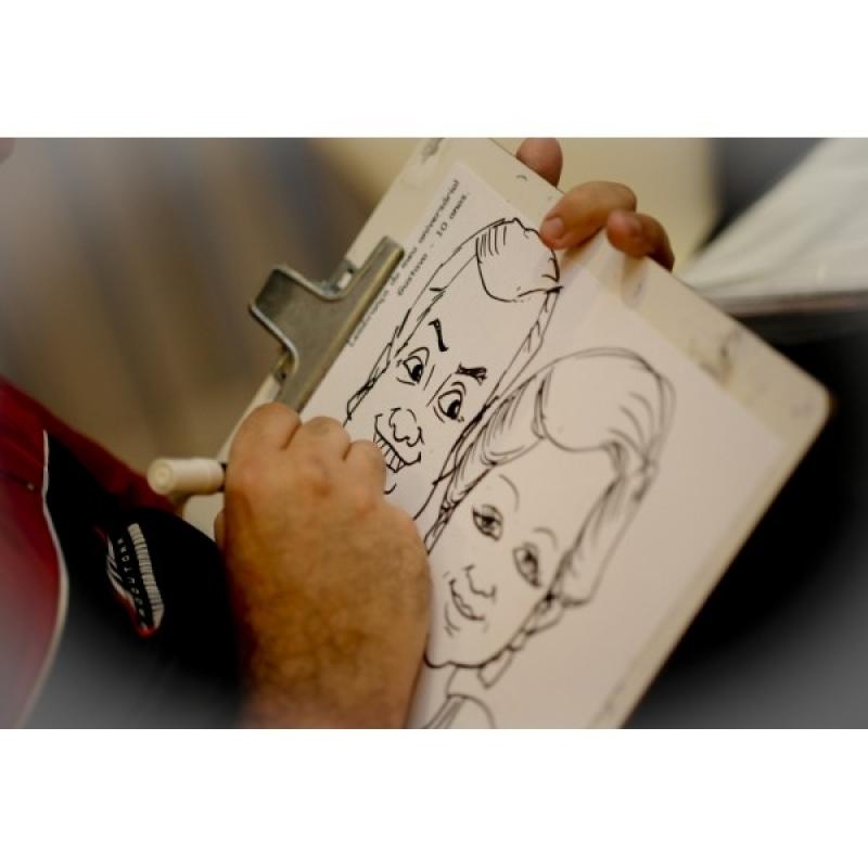 Caricatura para Eventos Preço Jabaquara - Caricatura para Formatura