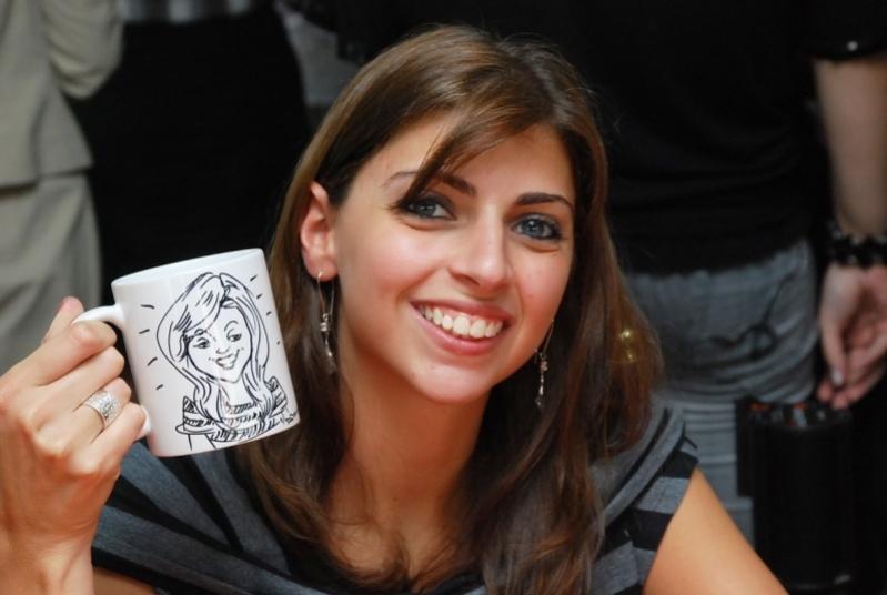 Empresa de Caricatura ao Vivo em Festa Empresarial Centro - Caricatura ao Vivo em Festa Empresarial