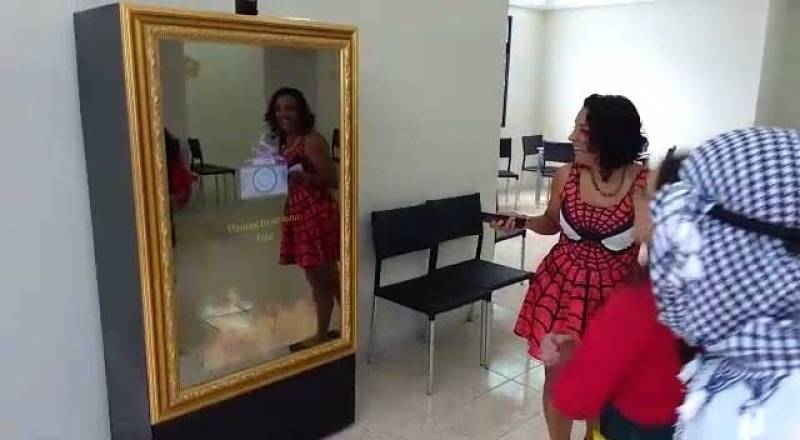 Espelhos Fotográficos para Festa Vila Guilherme - Espelho Fotográfico para Comemorações