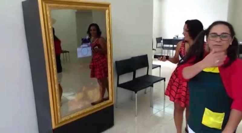 Espelhos Mágico de Fotos São Bernardo do Campo - Espelho Mágico Fotográfico