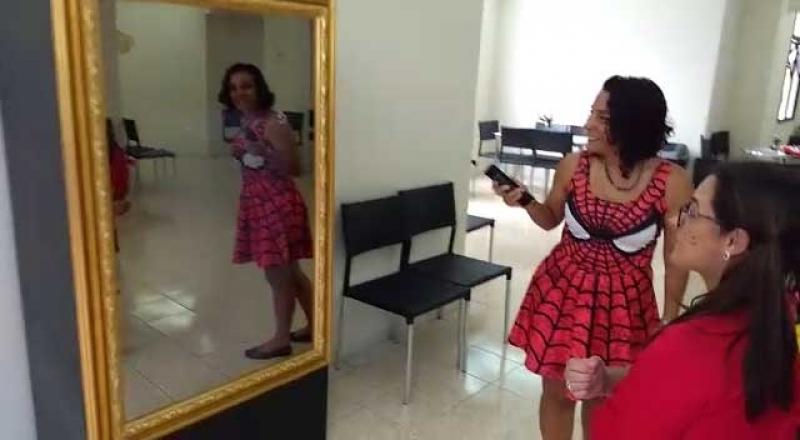 Espelhos Mágico para Festas Granja Viana - Espelho Mágico para Eventos Sociais