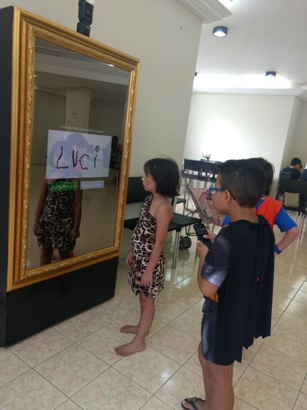 Quanto Custa Totem Fotográfico Festa Infantil Bela Vista - Totem Fotográfico Aluguel