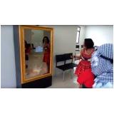 Aluguel de Espelho Mágico