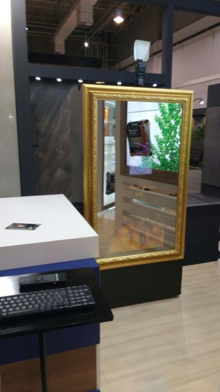 Totem Espelho Mágico para Eventos Sociais Preço Tremembé - Totem Espelho Mágico Sp